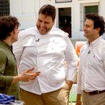 """Almonte valora la """"promoción turística"""" del programa de 'MasterChef Celebrity' grabado en El Rocío."""
