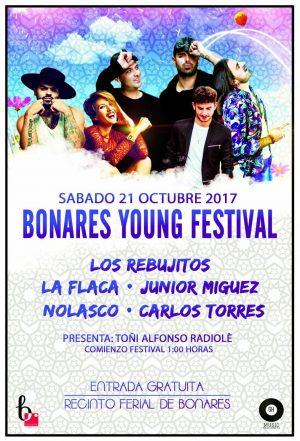 YOUNG FESTIVAL bonares