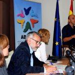 La Junta de la Mancomunidad apoya el proyecto de Ayuda a Domicilio DECONSA.