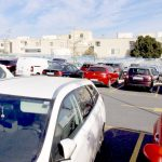 El Parking del Juan Ramón Jiménez baja el precio un 80%.