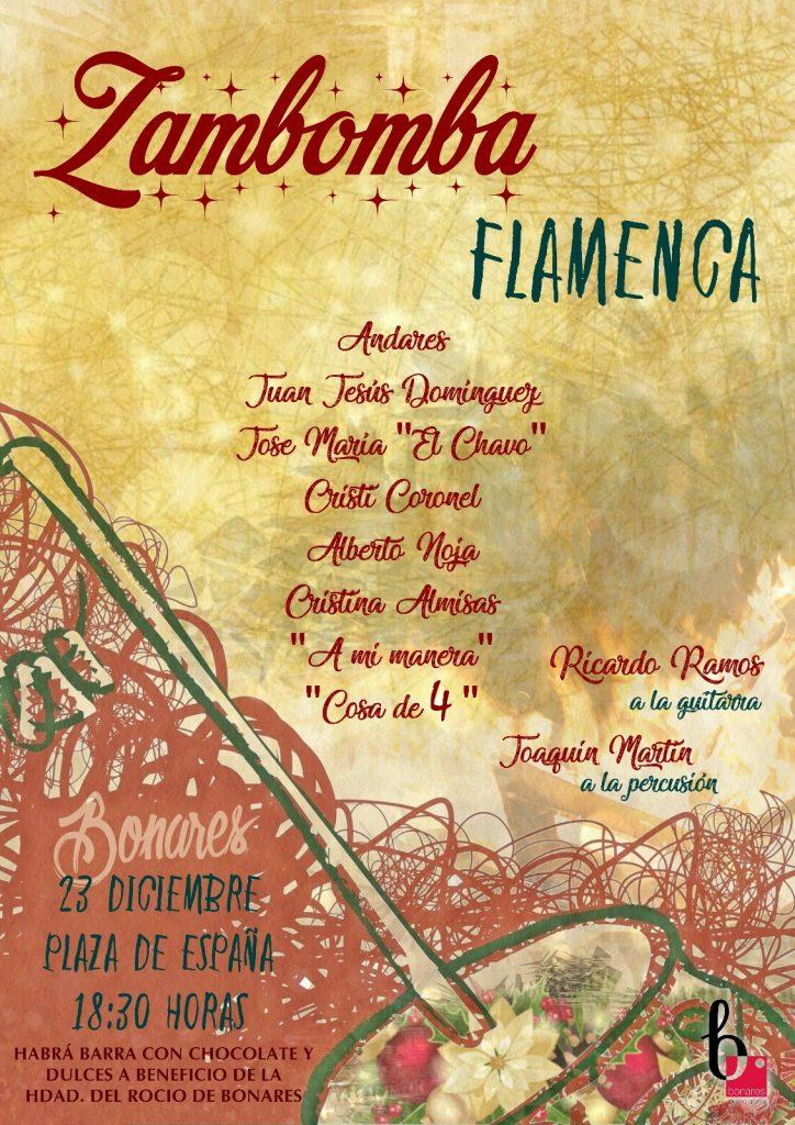 zambonba flamencA bONARES