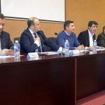 Agricultores del Condado solicitan a Ciudadanos Andalucía su apoyo a la transferencia de 15 hm3 y las tierras de cultivo históricas.