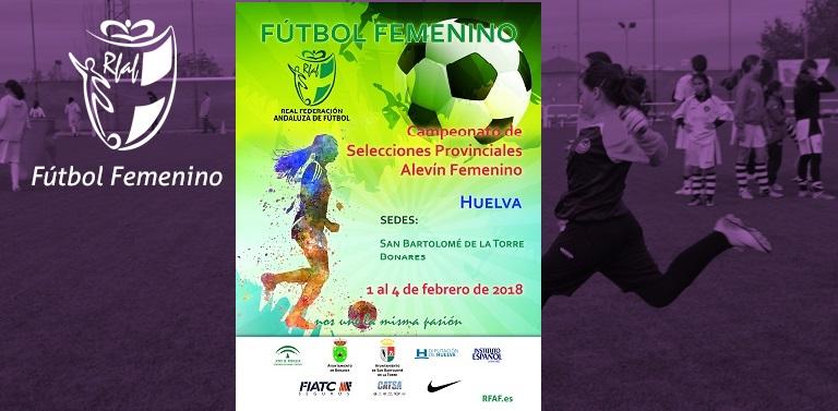 fútbol alevín femenino