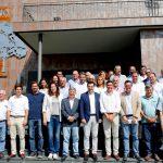 La Plataforma lamenta que los representantes del PSOE no quieran reunirse con los agricultores.