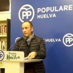 El PP de Bonares reelige por unanimidad a Santiago Ponce como presidente local.