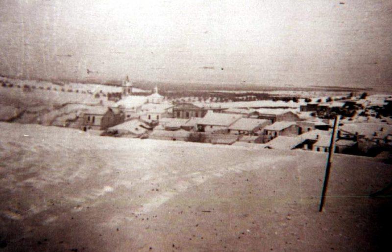 vista de Bonares