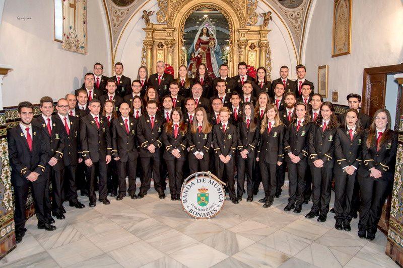 145 aniversarío de la Banda de Música de Bonares