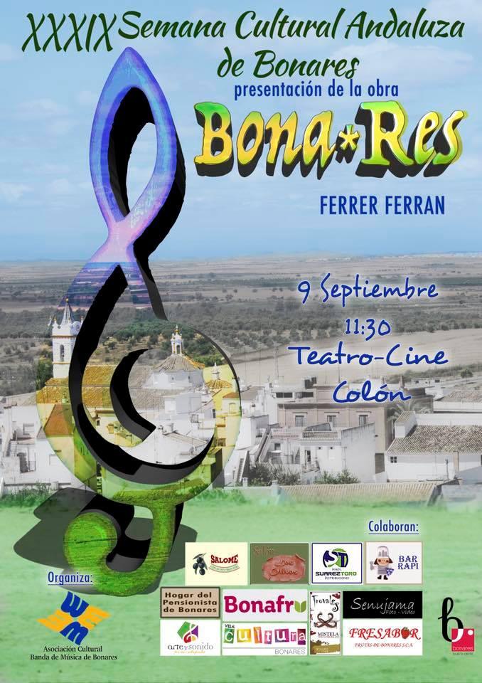 Composición BONA-RES.