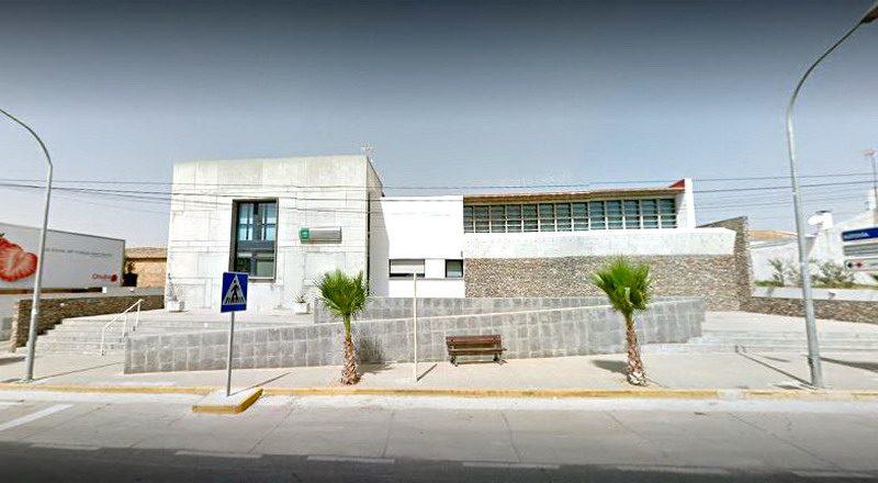 centro de salud de bonares