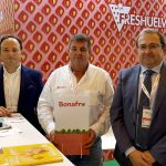 Bonafru muestra su potencial en Fruit Attraction.