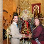 Niebla vivirá la procesión extraordinaria de la Virgen de los Dolores con motivo del 75 aniversario