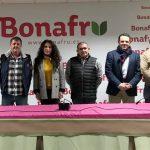 Bonafru agradece a Ciudadanossu impulso al Trasvase en la visita ayer a sus instalaciones.