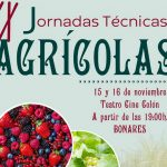 Jornadas técnicas agrícolas de Bonares 2018.