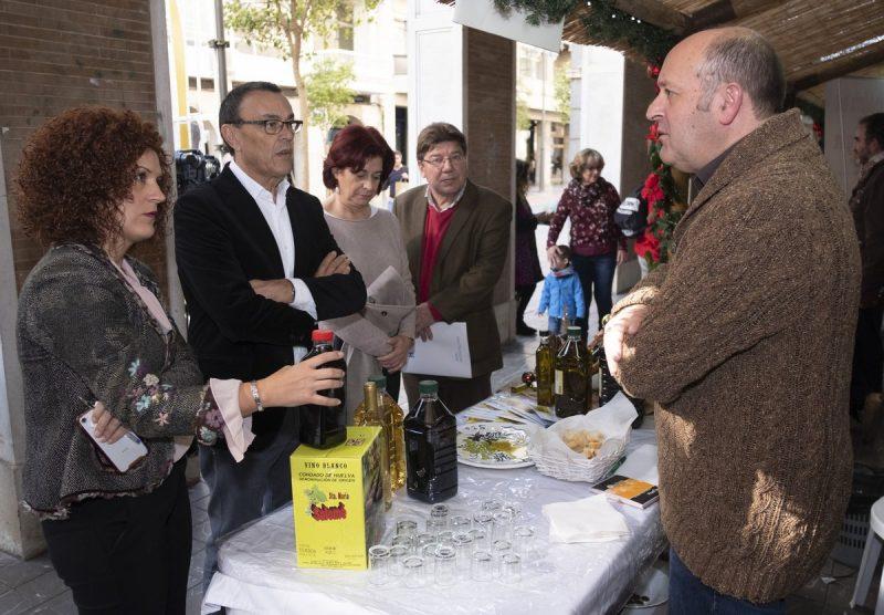aceite de oliva Salome de Bonares
