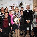 Premios Elena Whishaw, La bonariega Sebastiana Prieto fue reconocida por su trayectoria vital.