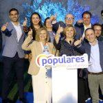 Jerónimo Limón presenta la candidatura del PP a la Alcaldía de Bonares.