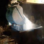 La CHG sella 17 de los 77 pozos sancionados por captación ilegal de agua en Lucena del Puerto