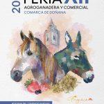 Rociana presenta el Programa de la XII Feria Agroganadera y Comercial Comarca de Doñana 2020.