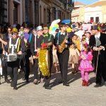 Pasacalles del Carnaval de Bonares 2020