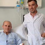 Quirónsalud Huelva, realiza la primera intervención de microcirugía reconstructiva de la provincia.