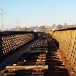 licitada por 300.000 euros la restauración del antiguo puente del ferrocarril de Niebla.