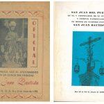 El Ayuntamiento de San Juan digitaliza todas las revistas patronales y carteles dedicados a San Juan Bautista