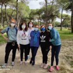 Actividad lúdico-deportiva en el Corchito del CEIP Lora Tamayo.