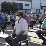 """La Plataforma lamenta """"no ser recibida"""" por los delegados de Agricultura y Desarrollo Sostenible en Huelva"""