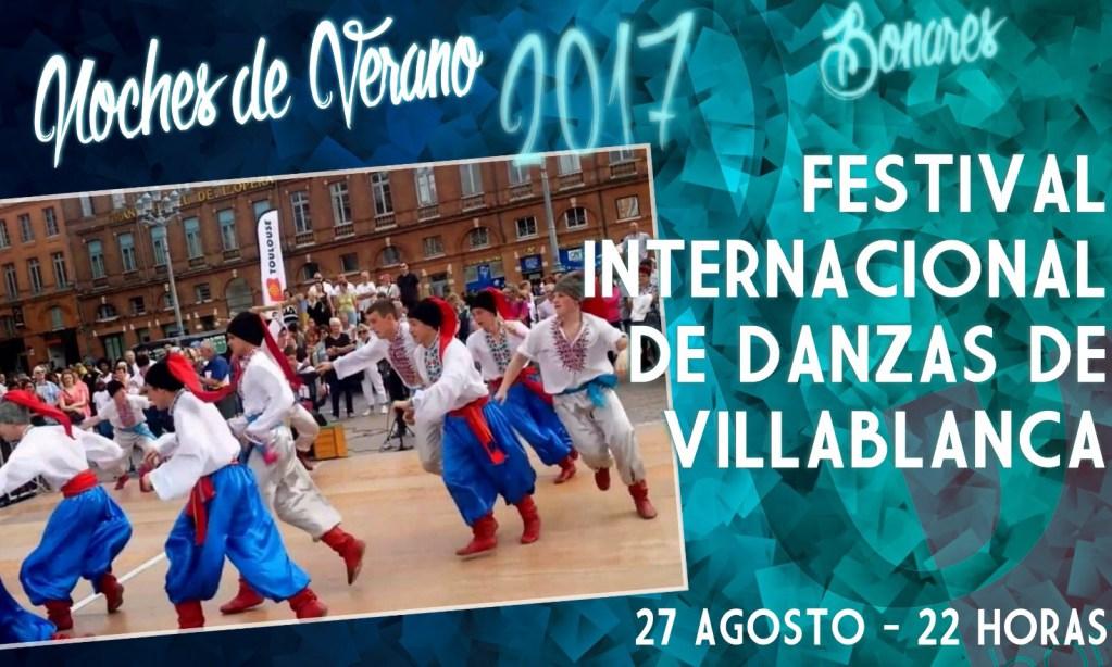 danzas villablanca
