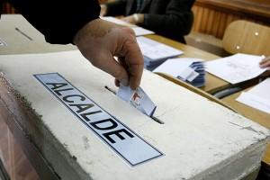 Modificación de la Ley Electoral Municipal.