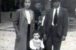 A Mis Padres, Por Cristóbal Carrasco Delgado.