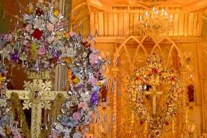 Viernes 1 de Mayo las Cruces Chicas de Bonares.