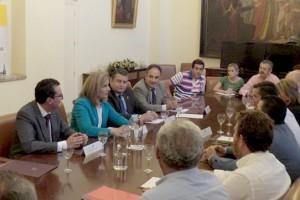 La Plataforma mantiene la manifestación en Sevilla prevista para mañana jueves.