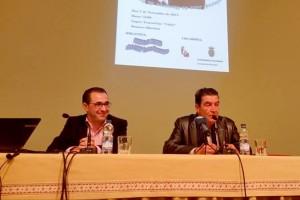 Conferencia en Bonares de Emilio Calatayud, juez de menores.