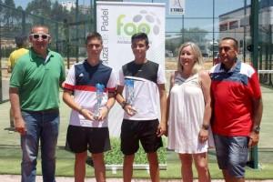 Bonares alberga el Campeonato de Pádel provincial de veteranos y menores.