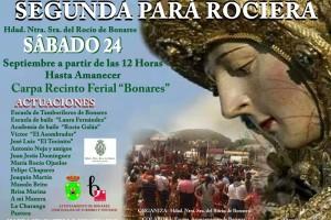 II Pará Rociera, Hermandad del Rocío de Bonares.