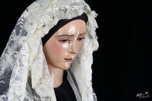 Salida Extraordinaria de Ntra. Sra. de los Dolores por las calles de Bonares.