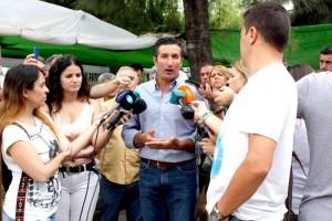 Los agricultores del Condado se manifestarán en Huelva el próximo 20 de junio para exigir agua y tierra para la comarca.