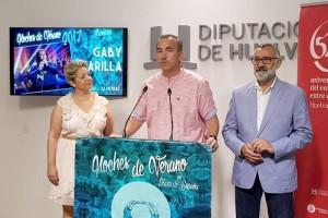 """Presentada la programación de las """"NOCHES DE VERANO PLAZA DE ESPAÑA 2017"""""""