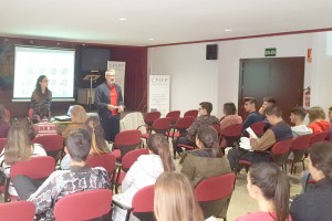 La Mancomunidad del Condado anima al alumnado de FP a participar en su proyecto Erasmus +