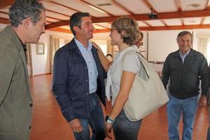 La Plataforma recibe el compromiso de García Tejerina de mantener un encuentro técnico antes de final de año para agilizar el agua al Condado