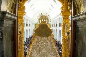 Peregrinación Oficial de la Hermandad de Rocío de Bonares 2018.