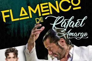 Rafael Amargo inaugura Las Noches de Verano en Plaza España 2018.