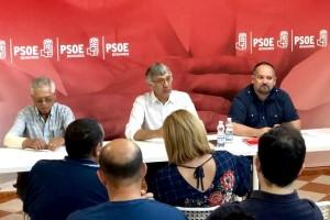 Juan Antonio García repetirá como candidato a la alcaldía por el PSOE de Bonares.