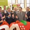 Onubafruit revalida en Fruit Logística su posición como líder europeo en exportación de frutos rojos.