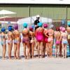 Dieron comienzo  los cursos de Natación en la Piscina Municipal de Bonares.