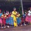 El domingo  día 31 la danza de Sudáfrica  llenará de colorido la Plaza de España.