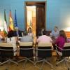 La Plataforma recibe el compromiso de Susana Díaz de agilizar las respuestas a las alegaciones al Plan.