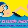Abierto el plazo para inscribirse en los Cursos de Natación de agosto.