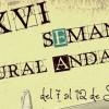 Programación de la Semana Cultural Andaluza 2015.